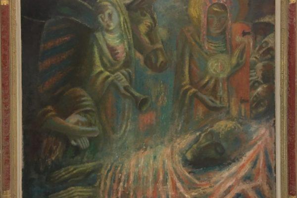 Maleri av Johs Rian